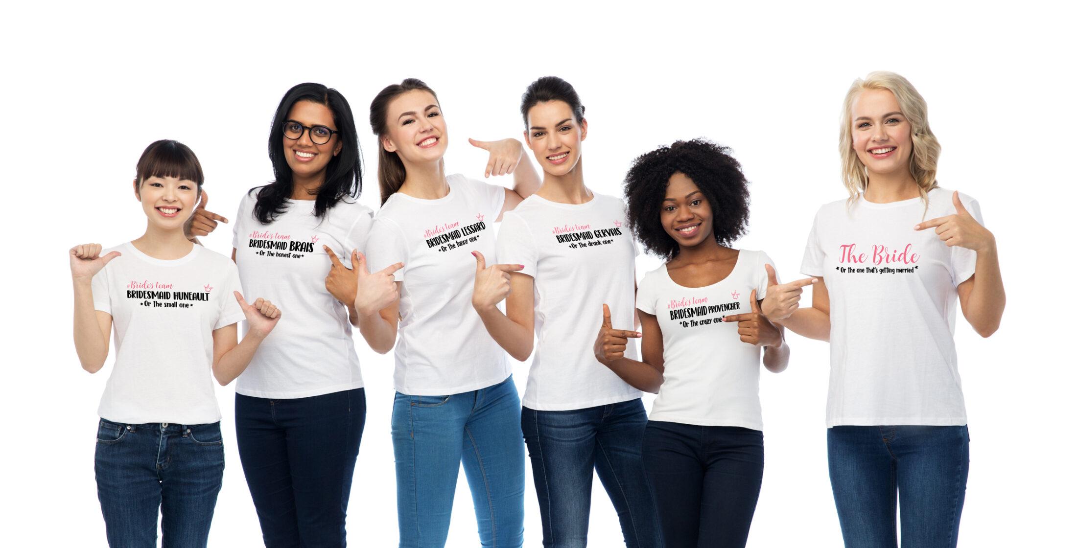 t-shirt-bridesmaid-bachelorette-personnalisable-uni-d