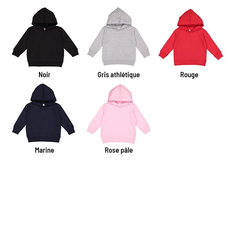 Uni-d_chandails-coton-ouate-capuchon-tout-petit-couleurs