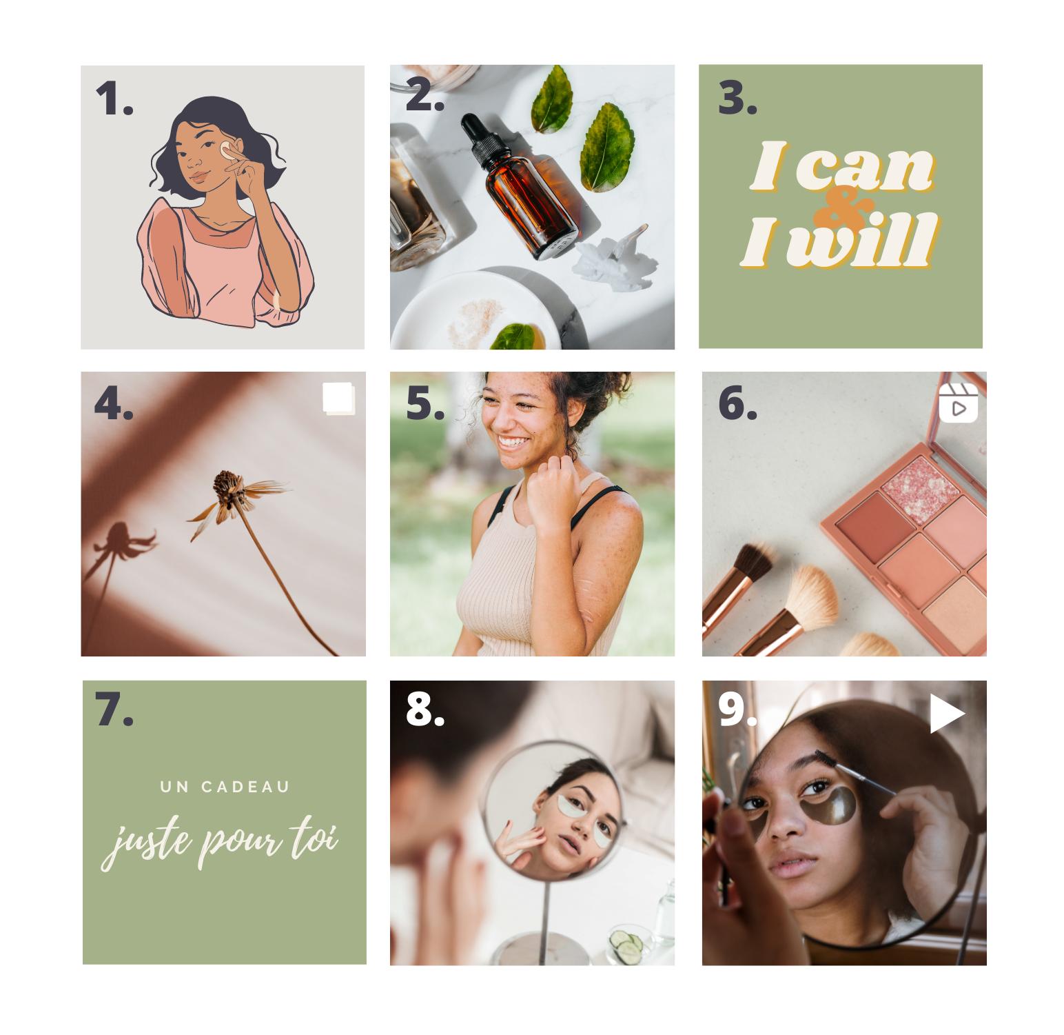 9 types de contenu à publier sur Instagram
