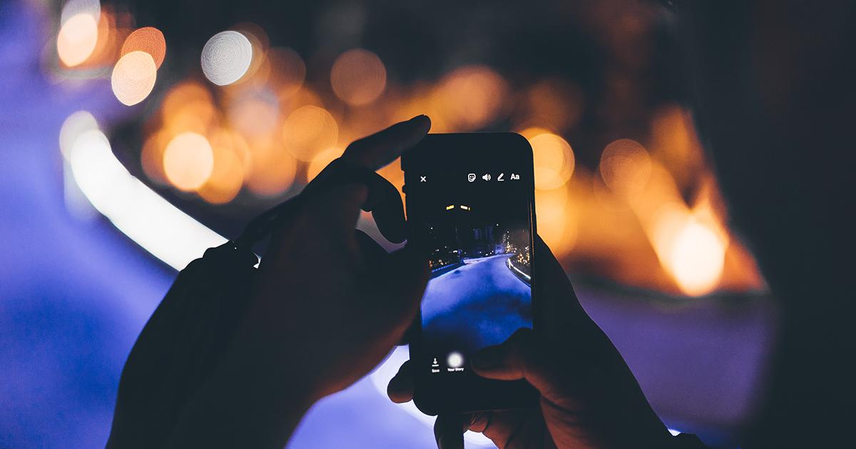 Storie Instagram - Blogue Uni-d