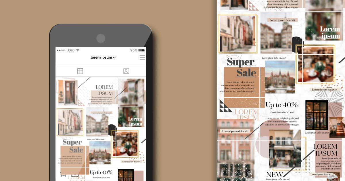 Look cohérent Instagram - Blogue Uni-d